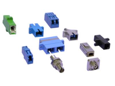 Fiber Optic Adapters
