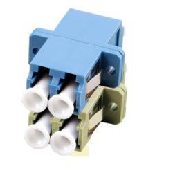 LC Adapters Duplex SM/MM