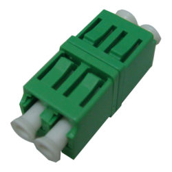 LC Duplex SM APC Adapter