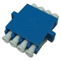 LC Quadplex SM Adapter