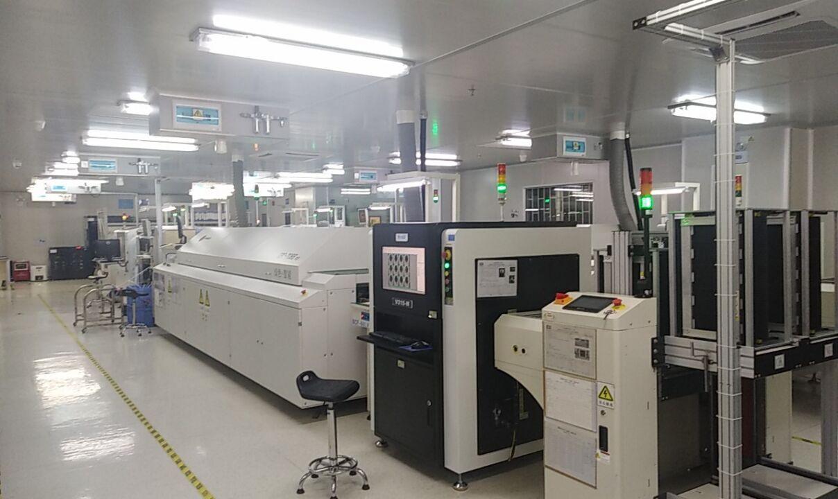Fiber Optic Component Facility