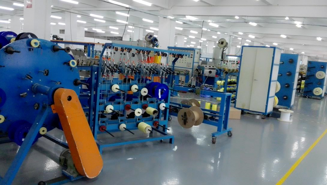 SINO OPTIC Cable Facility