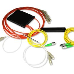 Different Functions of Some Types of Fiber Optic Splitter
